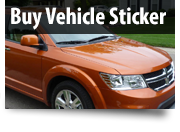 Buy Vehicle Sticker