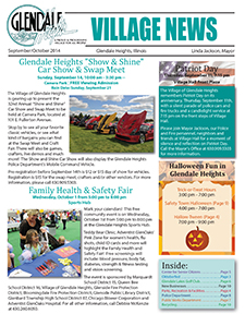 September/October 2014 Newsletter