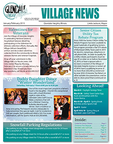 January/February 2015 Newsletter