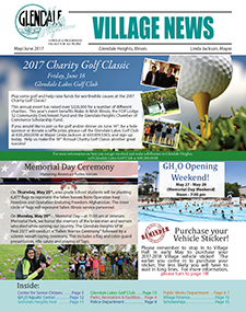 May/June 2017 Newsletter