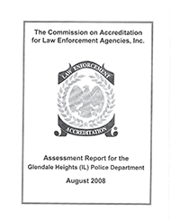 2008 CALEA Assessment Report